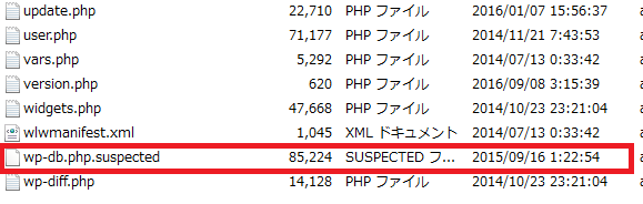 wp-db.php.suspected