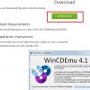 ISOファイルをマウントするなら「WinCDEmu」がオススメ
