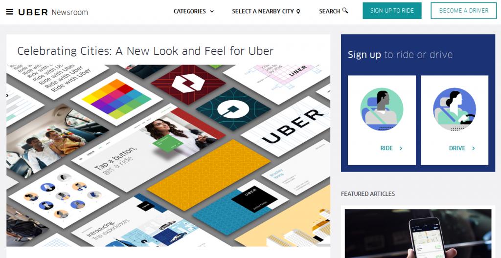 uber-newsroom