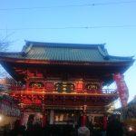 初詣で神田明神へ行ってきました!