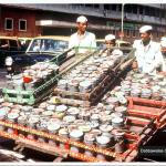 ムンバイのダッバワーラー(dabbawala)がスゴイ!