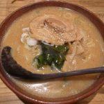 宇都宮でラーメン食べるなら幸麺(こうめん)の味噌ラーメン